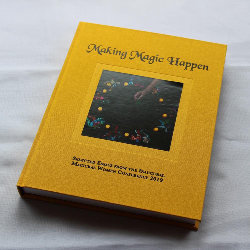 Book: Making Magic Happen